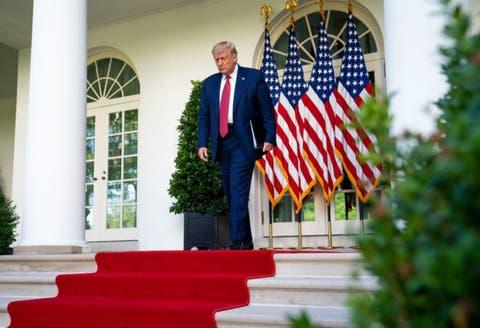 La ciudad de Nueva York rescindirá sus contratos comerciales con Trump