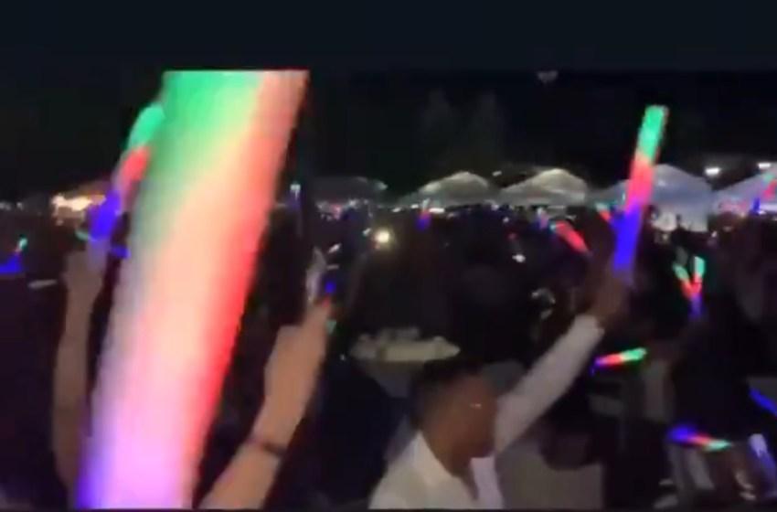 Multitudinaria fiesta de fin de año en hotel de Punta Cana causa indignación en las redes sociales