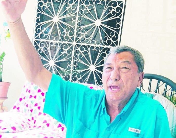 Neftalí Cruz solicita a Abinader construir estadios para niños