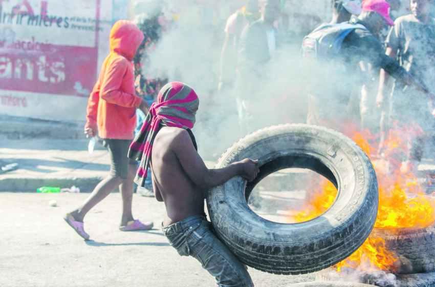 """Situación de Haití se complica tras designar juez """"presidente transición"""""""