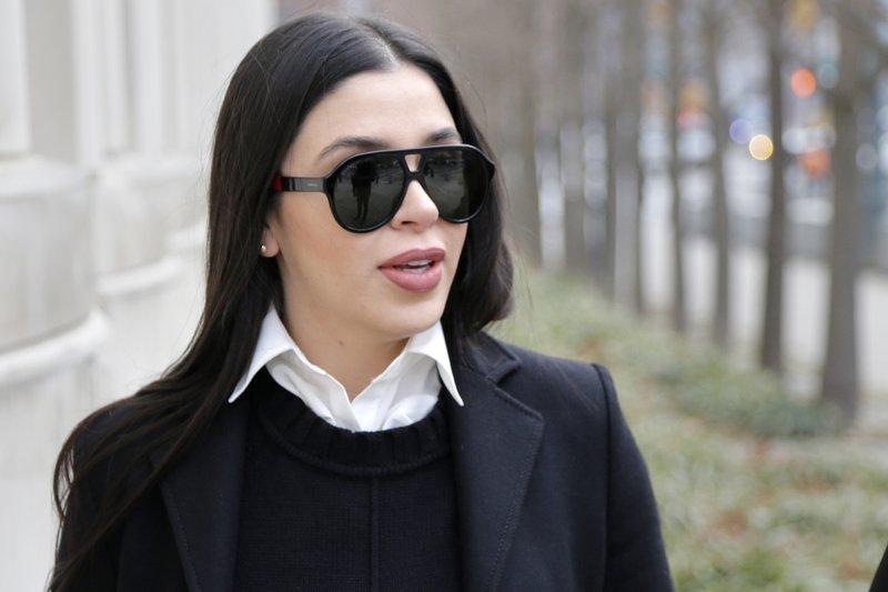 Esposa del Chapo pasó de vivir en la obscuridad a celebridad