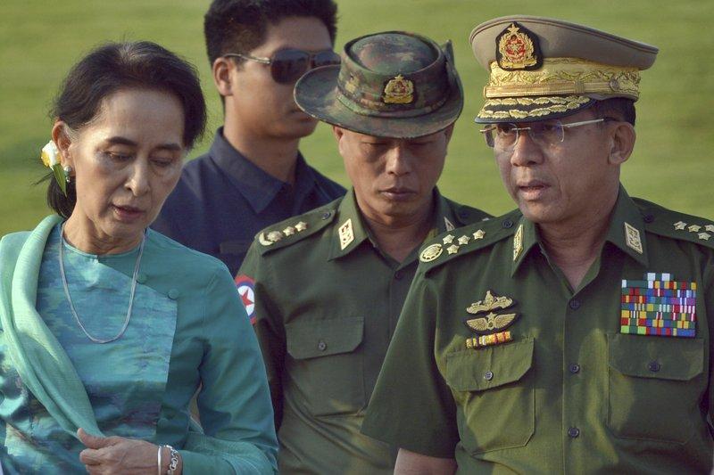 Ejército toma el poder en Myanmar, Suu Kyi estaría detenida
