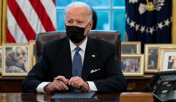 Biden, en contra de que Trump siga recibiendo informes de inteligencia