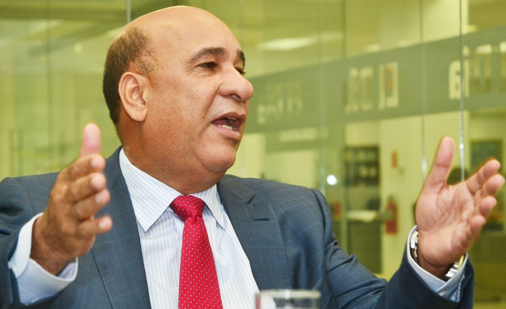 Bautista Rojas califica como un exceso del Pepca allanamiento a Cámara de Cuentas