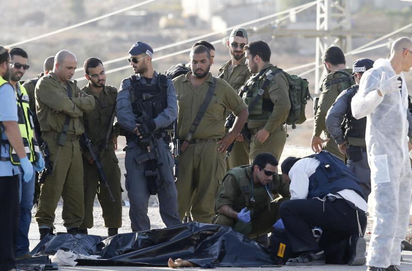 Muere un palestino en un asentamiento en Cisjordania