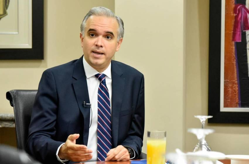 Ministro de Trabajo dice esta enfocado en la recuperación sustancial de los empleos y creación de nuevas oportunidades .