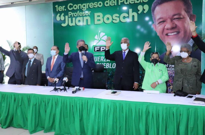 Leonel Fernández: En algún momento la fuerza boschista va a converger y a dirigir de nuevo los destinos de la República Dominicana