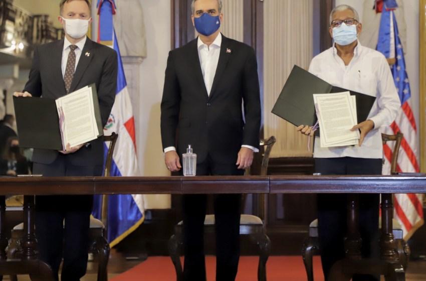 Estados Unidos elogia los cambios que impulsa Abinader por la transparencia y sus deseos de consolidar un mejor futuro para el país