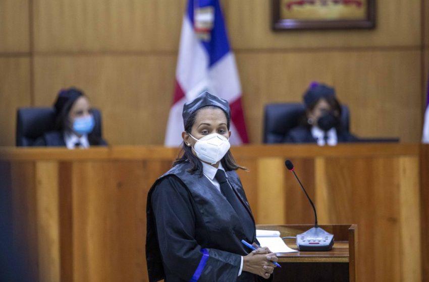 Fiscal Mirna Ortiz resalta que la responsabilidad penal de los acusados del Caso Odebrecht queda demostrada con la declaración de los testigos