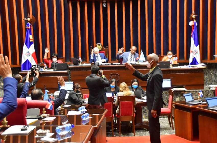 Senado deja sobre la mesa la continuación de la lectura del proyecto de Ley de Aduanas