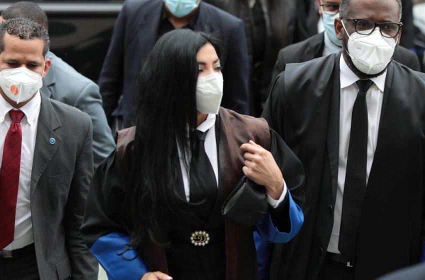 """Yeni Berenice: el Ministerio Público se opone a """"privilegios irritantes"""" para mantener bajo arresto a militares y policías envueltos en casos de corrupción"""