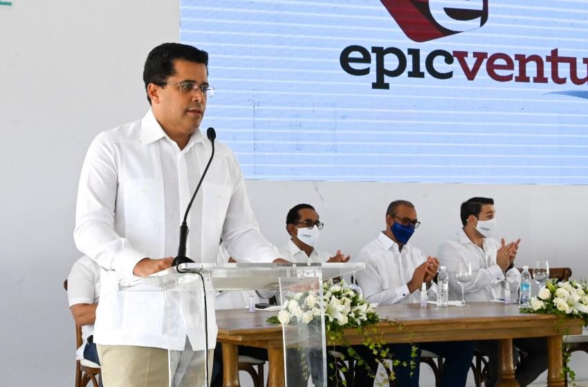 Ministro Collado destaca crecimiento del turismo y las inversiones en el sector en primer cuatrimestre del año