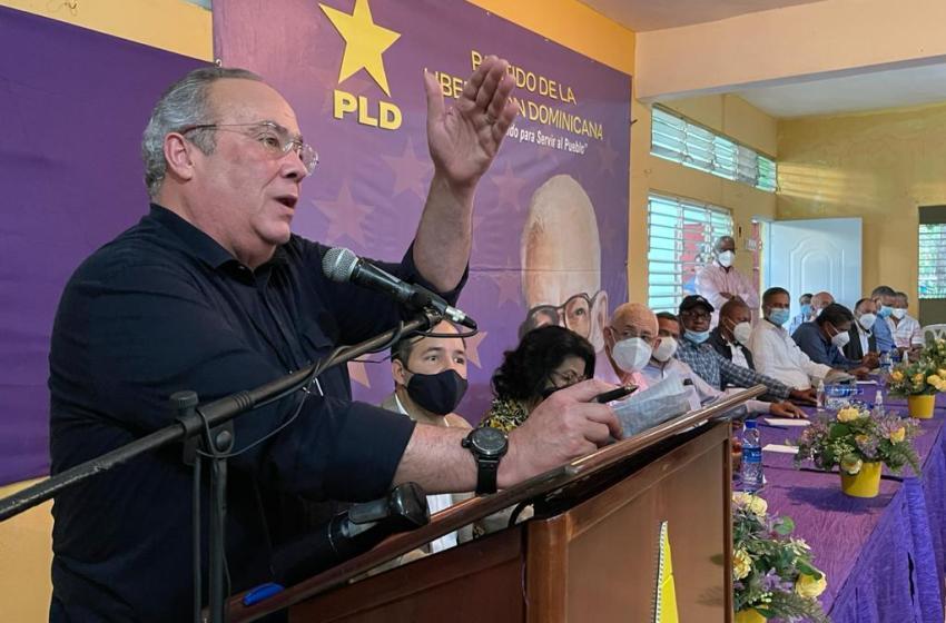 Charles Mariotti: Un PLD activo y dinámico