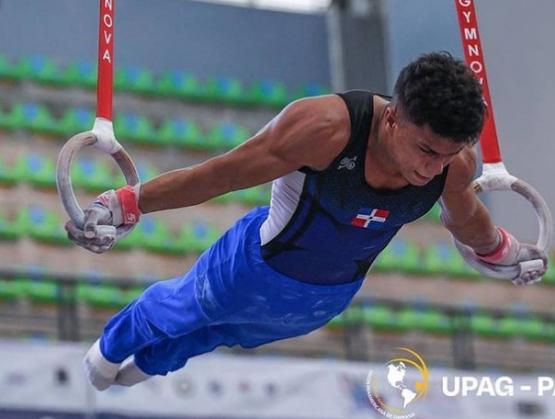 Javier Polanco, a la final clasificatorio gimnasia Panam Junior Cali
