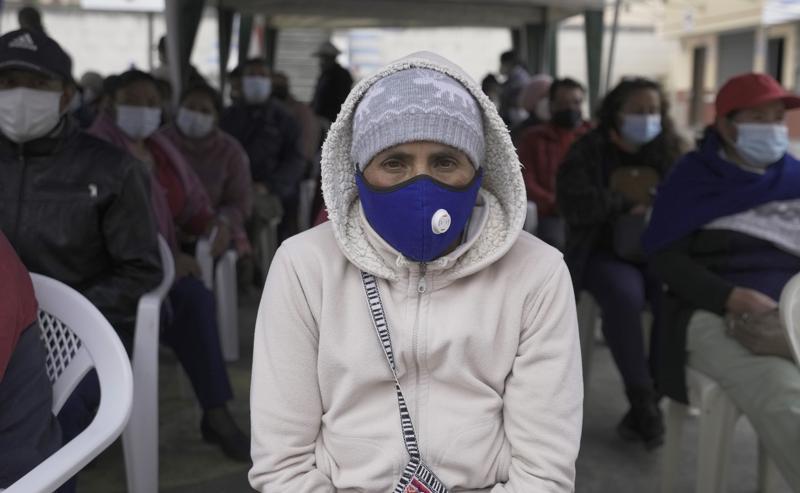 Ecuador confirma 40 casos de la variante Delta