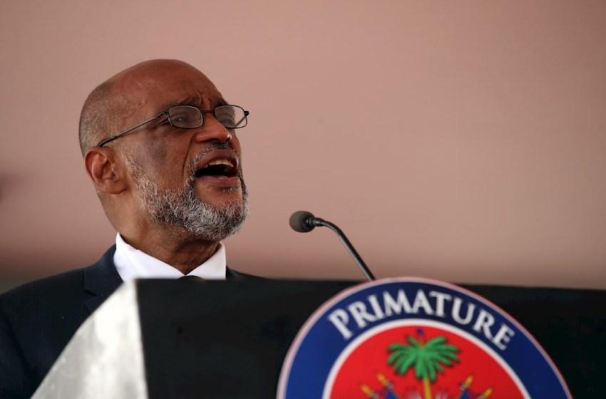 Nuevo primer ministro de Haití pide castigo «ejemplar» para asesinos de Moïse