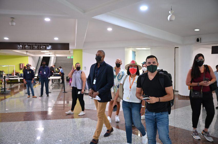 Influencer Wil Santiago visita República Dominicana