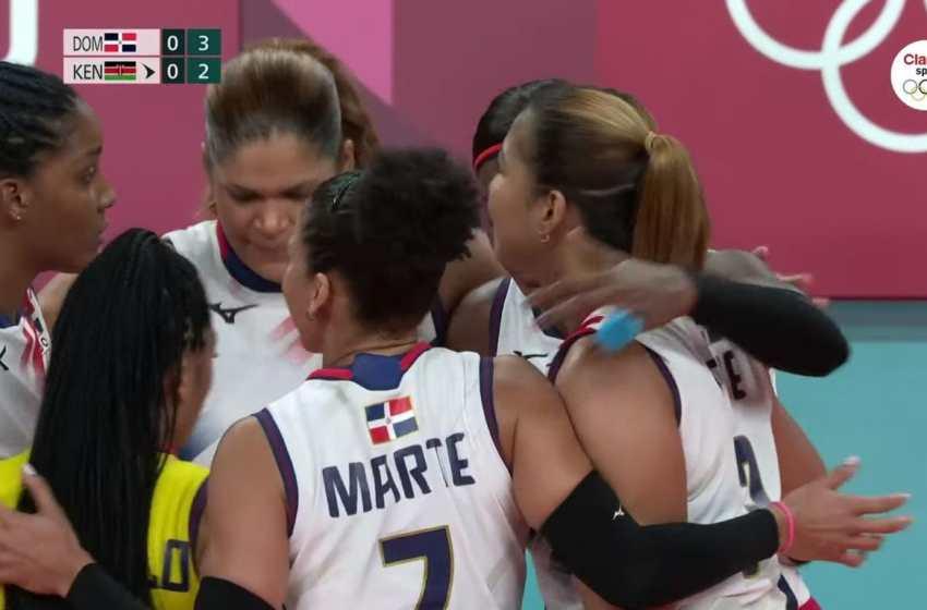 Las Reinas del Caribe consiguen primera victoria en los Juegos Olímpicos de Tokio