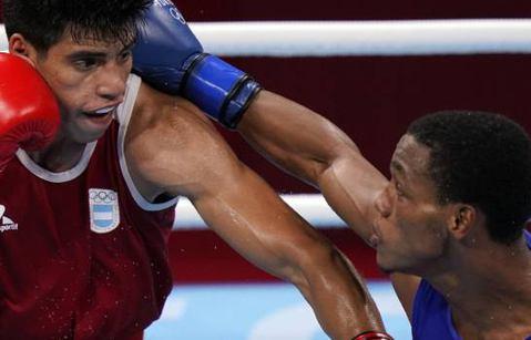 Euri Cedeño cae ante ucraniano y termina sueño de presea olímpica