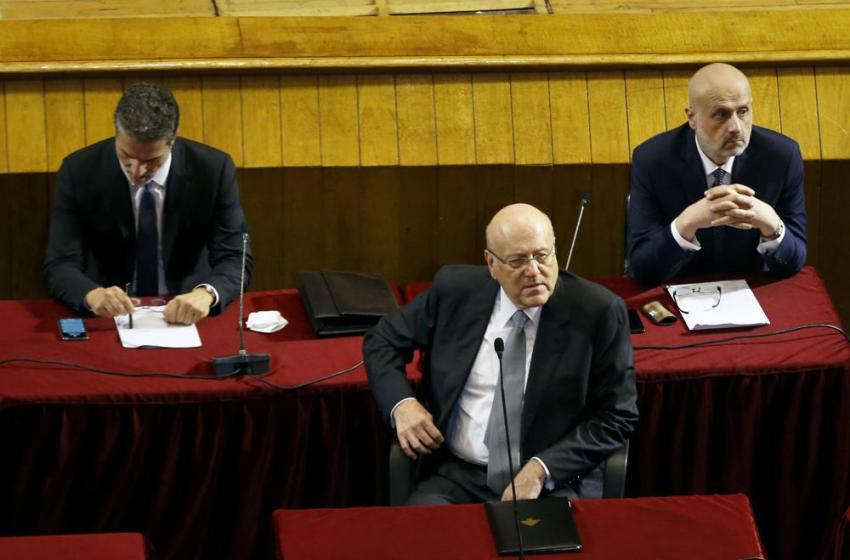 Gabinete de Líbano recibe voto de confianza en plena crisis