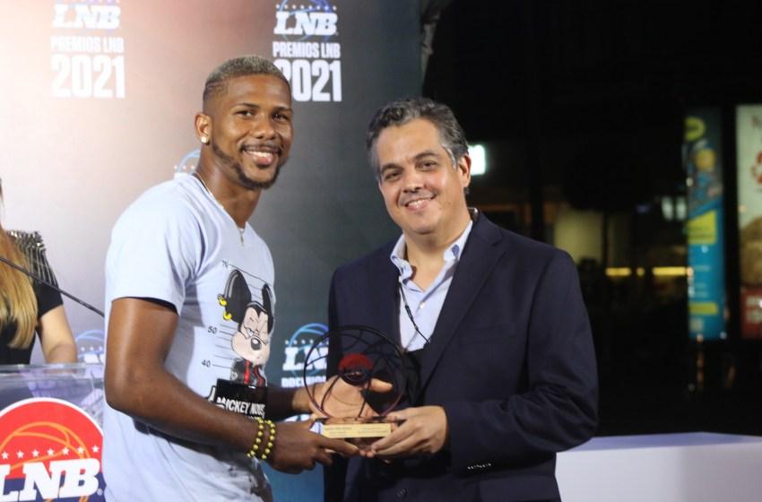Jeison Colomé ganó el Jugador Más Valioso y el de Más Progreso