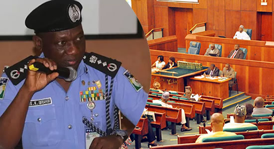 Image result for IGP fails to appear before Senate\