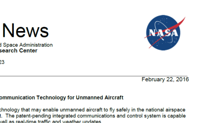 NASA Announcement of Licensing Agreement