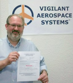 VAS_KLE Unmanned Pilot Test Certificate Part 107