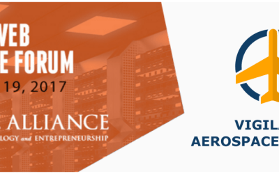 Vigilant Aerospace Selected to Present at 2017 Rice Alliance IT and Web Venture Forum
