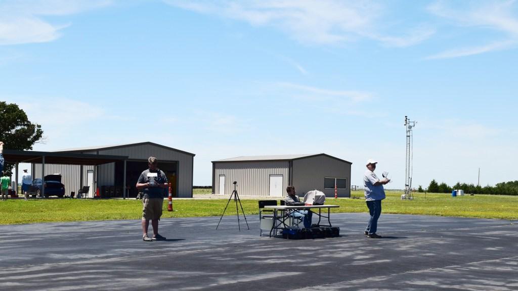 Vigilant Aerospace Completes Demonstration Flights at OSU