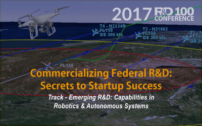 Vigilant Aerospace Presenting with NASA Armstrong at Upcoming 2017 R&D 100 Conference