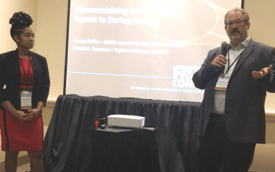"""R&D 100 Conference Presentation Video Available – """"Commercializing Federal R&D: Secrets to Startup Success"""""""