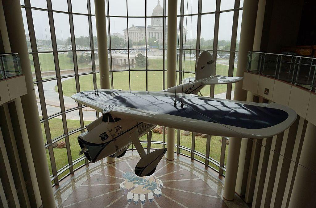 """Vigilant Aerospace Joining the Oklahoma Aerospace Industry at """"AERO Oklahoma Advocacy Day"""" at State Capitol"""