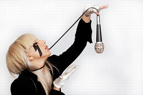 LadyGaGa-IlluminatiQueen