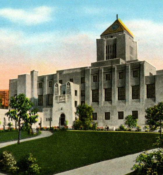 The Occult Symbolism of the Los Angeles Central Library