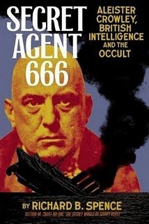 Cover of Spence's Secret Agent 666