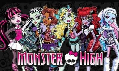 Monster High: A Doll Line Introducing Children to the Illuminati Agenda