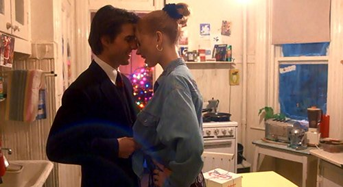 Towards the end of the movie, tension is so high that Bill gets flirty and touchy with a complete stranger, minutes after he met her. While that scene was rather odd, it emphasized the ever-increasing level of tension in the movie. Also, to emphasize duality, that girl immediately told Bill that her roomate had AIDS...which is kind of a mood killer.