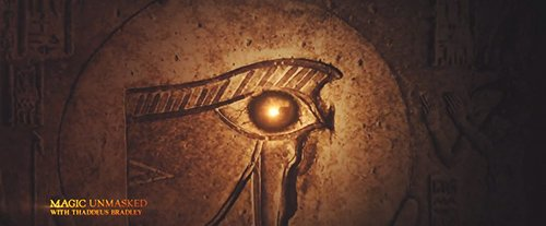 Durante o filme, vemos um documentário sobre The Eye que afirma que ela se origina do Antigo Egito.