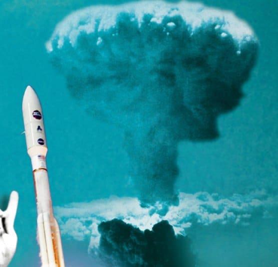 La surveillance de la haute technologie et de la guerre nucléaire.  The Economist est pas très optimiste.
