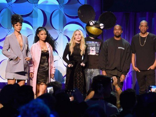 "Kanye West  : ""Tidal is not the Illuminati"""