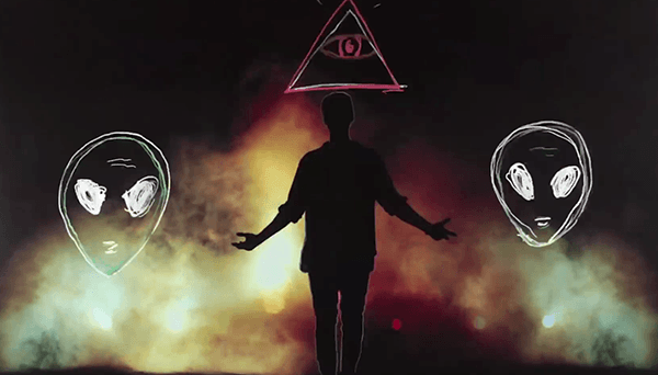 """Justin Bieber's """"Where Are U Now"""" is Full of Quickly Flashing Illuminati Imagery"""