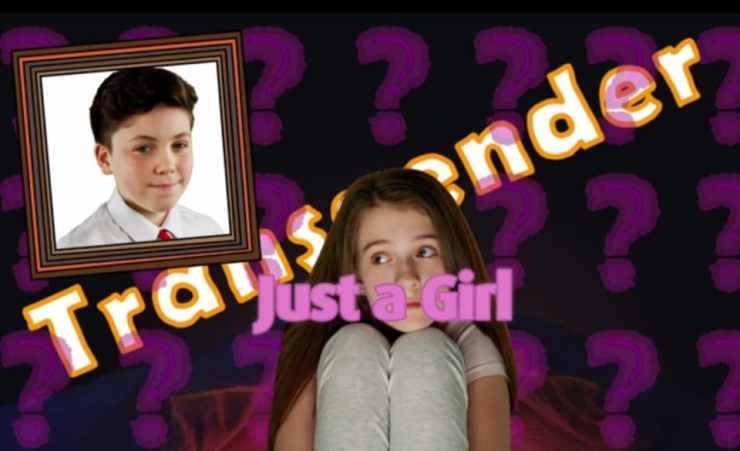 BBC's Children Show 'Just a Girl' is About a Transgender Child Taking Hormone Blocking Drugs