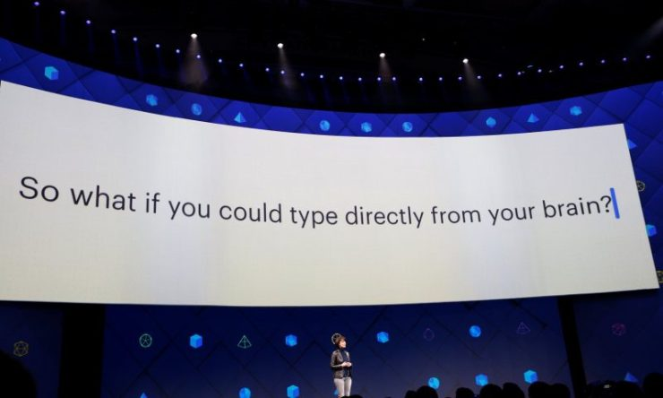 Facebook is Working on a Smartphone That Can Read Thoughts