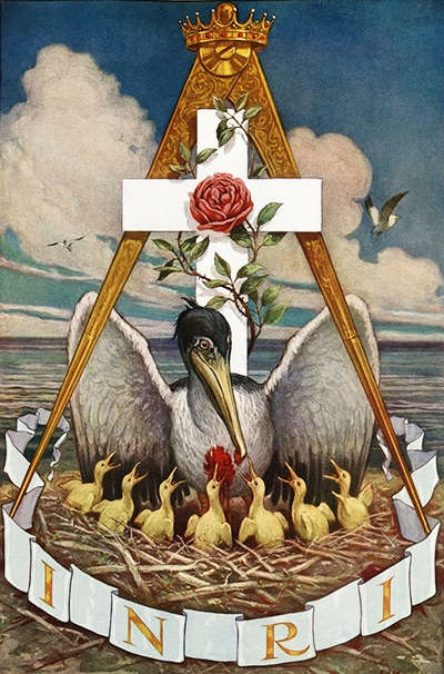 """""""Os ensinamentos secretos de todas as idades"""": a referência final no simbolismo oculto"""