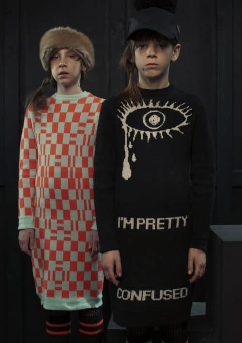Something is Terribly Wrong With The Children's Clothing Line Caroline Bosmans