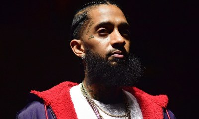 Rapper Nipsey Hussle Shot Dead at 33 ... And Some Say It's a Conspiracy