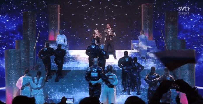 eurovision20 Finale der Eurovision 2019 und die okkulte Bedeutung von Madonnas kontroverser Performance