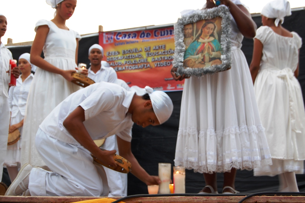 Un esfuerzo colectivo para mantener vivas tradiciones culturales de Fantino