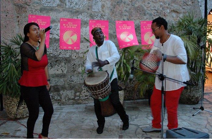 La Fiesta de la Música invade la Zona Colonial.